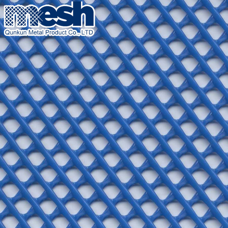 Hot Sale PP/PE Green Plastic Flat Wire Mesh with Cheap Price