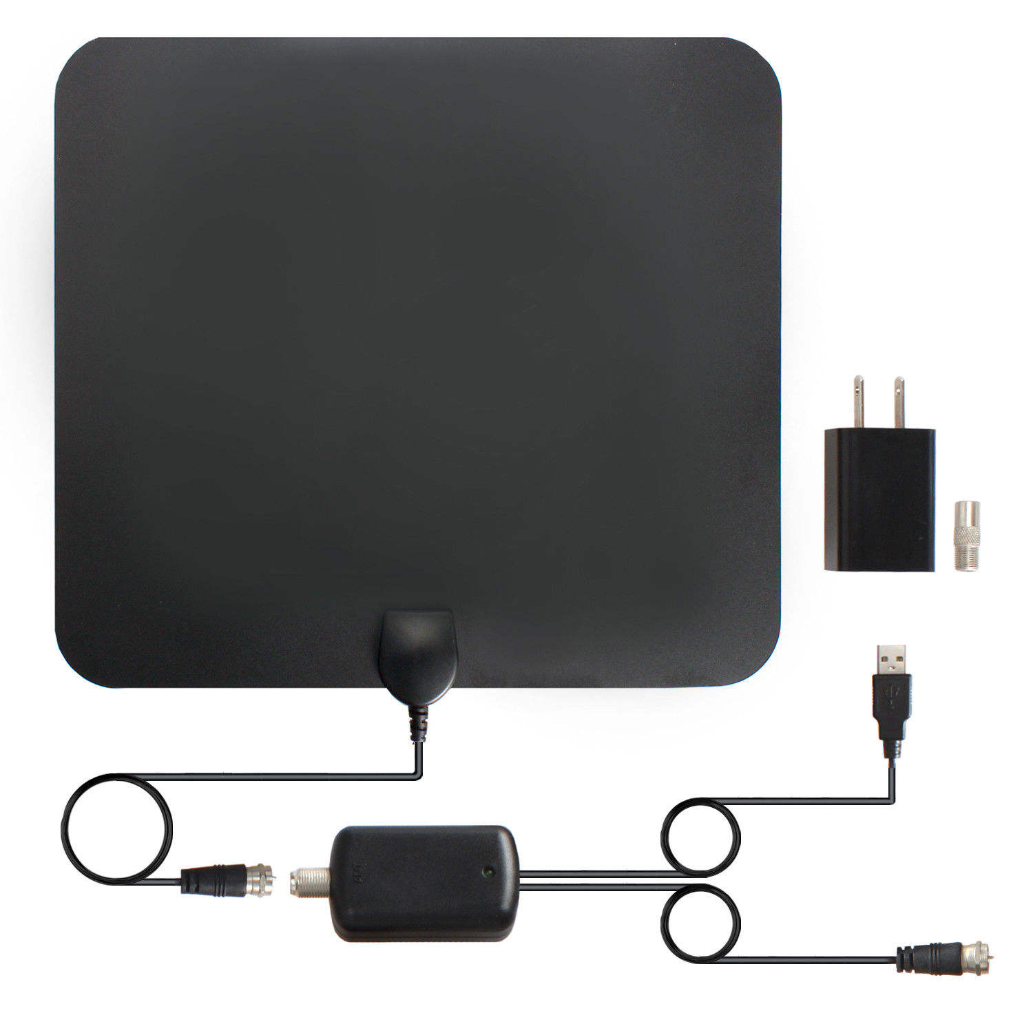 Yetnorson quality supplier hdtv 30dBi Digital tv Indoor antenna