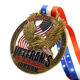 Flower Metal Medal All Medals Custom Flower Shape Miniature Metal Superman Medal