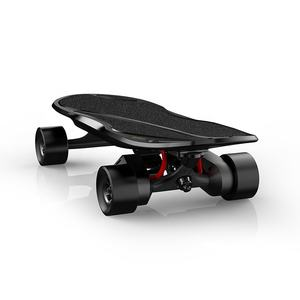 CE Approval Carbon Fiber Wrapped 900 W KingKong Electric Skateboard