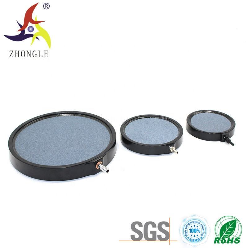 China fabrikant aquarium kleine carborundum air stone disc
