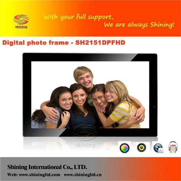 デジタル写真のブースの21.5型自動販売機の売り上げ