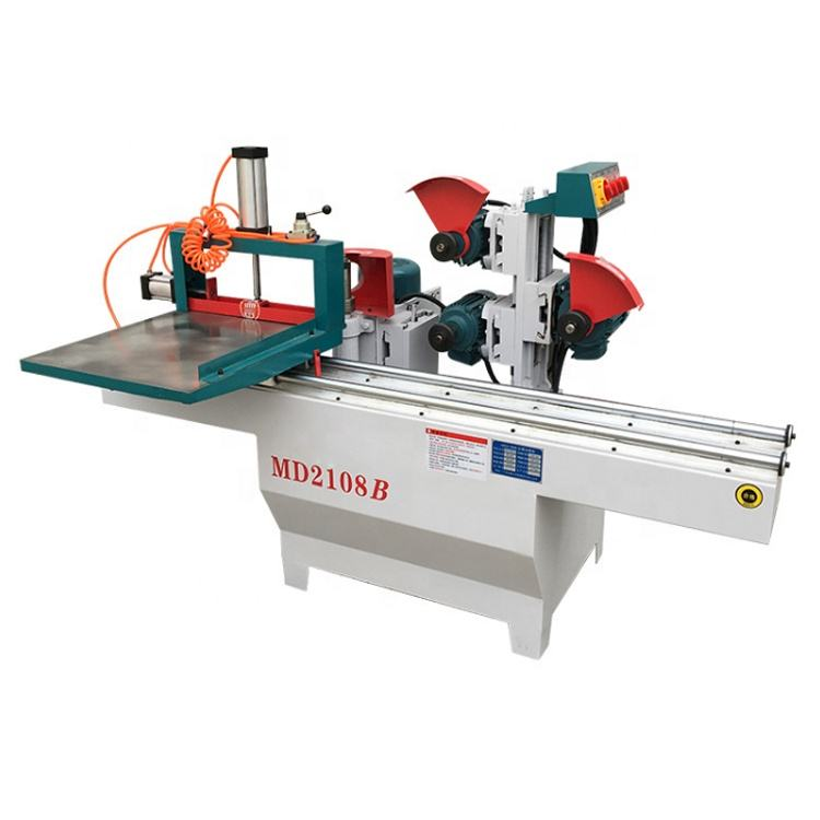 MD2108B woodworking machine single end furniture tenoner machine