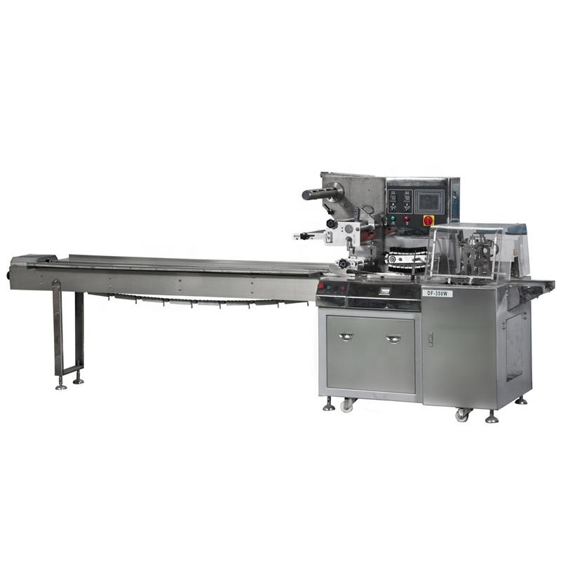 High Quality full Automatic Small Round Bubble Gum Packing Machine