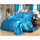 China supplier silk plain dyed bed linens 19mm /silk duvet cover 19mm