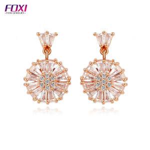 foxi jewelry 2018 trending products wholesale jewelry lots gold eardrop earrings for women