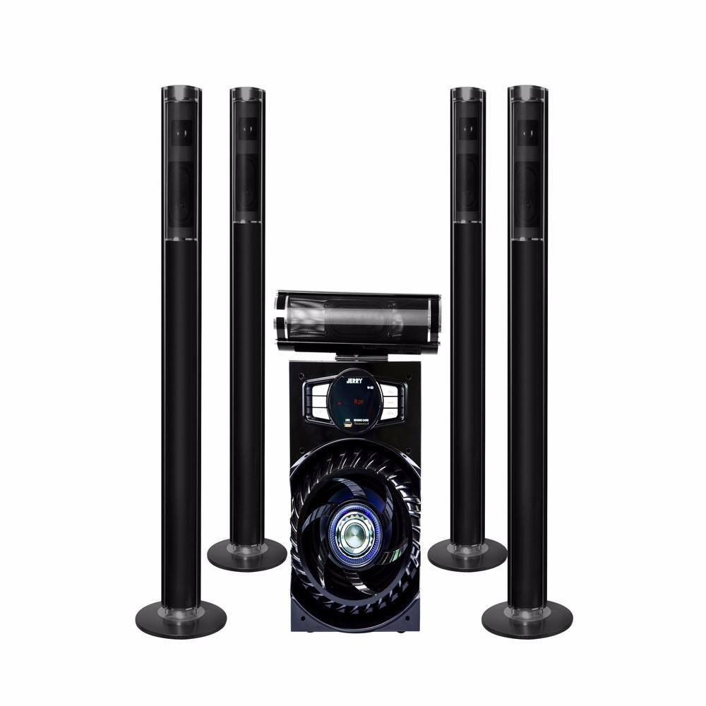 Speaker Multimedia Jerry Power 2019 Sistem Home Theater 7.1/5.1 Home Theater Woofer
