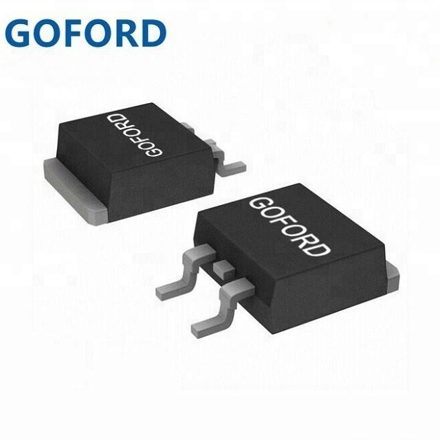 Electronic Components, 600 V mosfet 4N60A TO-252 N-Channel 4A IC transistor laptop 대 한 Led driver