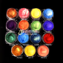 Sheenbow Color Changing Pearlescent Pigment Mica Pearl Powder
