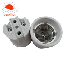E27/F519 socket ceramic E27 power lamp bulb holder for led light