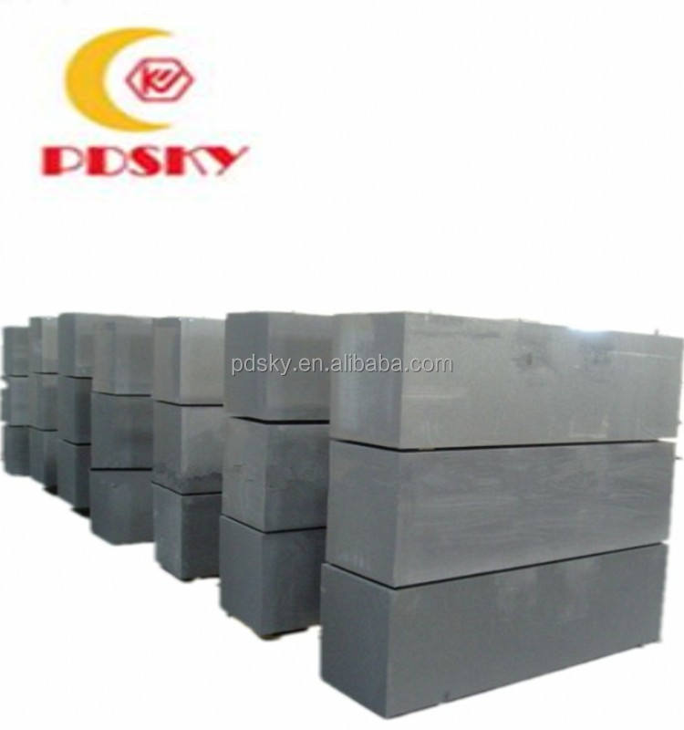 Kaiyuan High Pure Graphite Block/Moulded Isostatic Graphite Product