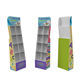 China Manufacturers Pop Up Cardboard Corrugated Book Display Stands for Sale and Retail
