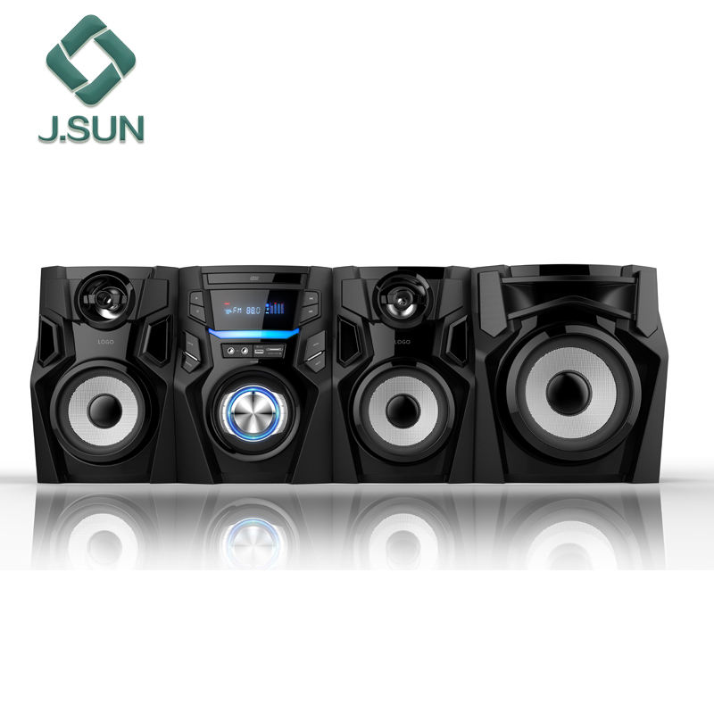 Cheap sale 6.5'' subwoofer hifi audio system woofer speaker box in home theater systems