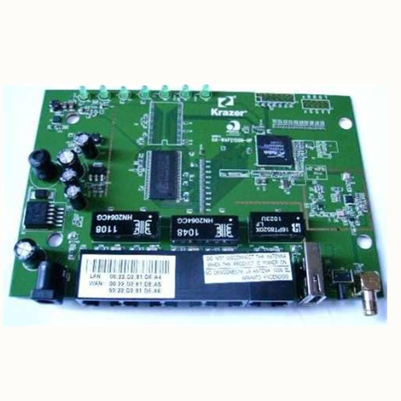 UPS Control PCBA Board for LCD, Support EPO/ECO/USB Functions