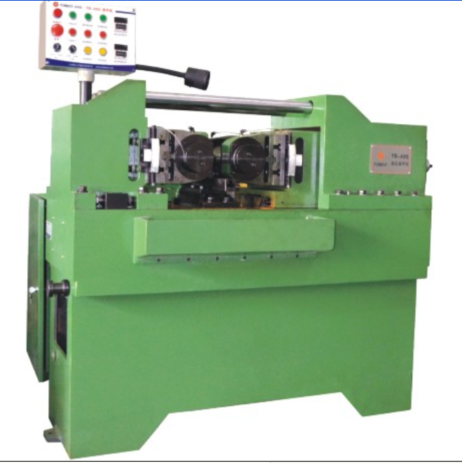 hydraulic bolt and nut making machine thread making machine
