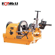 "Hongli SQ150A 2 1/2"" to 6"" Heavy Duty Pipe Threading Machine"