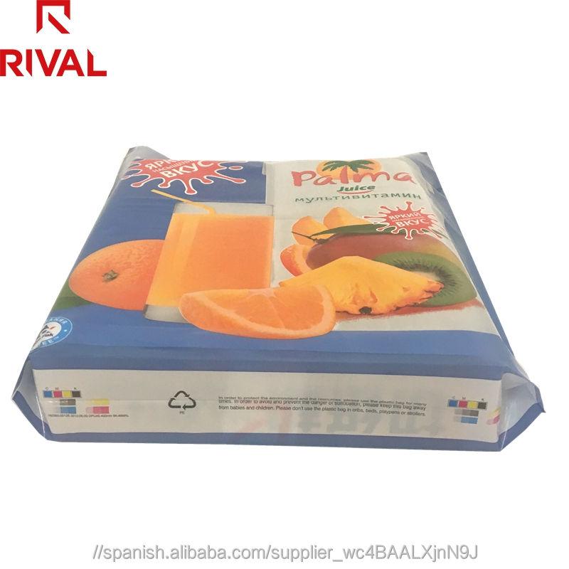 Personalizado biodegradable <span class=keywords><strong>esperanza</strong></span>/LDPE patch mango de plástico para las compras