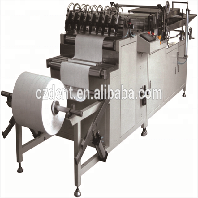 Changzhou Stof Rotary Plooien Machine Voor Luchtfilter Papier Rotary