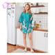 New large - size robe bathrobe bride dressing gown wholesale