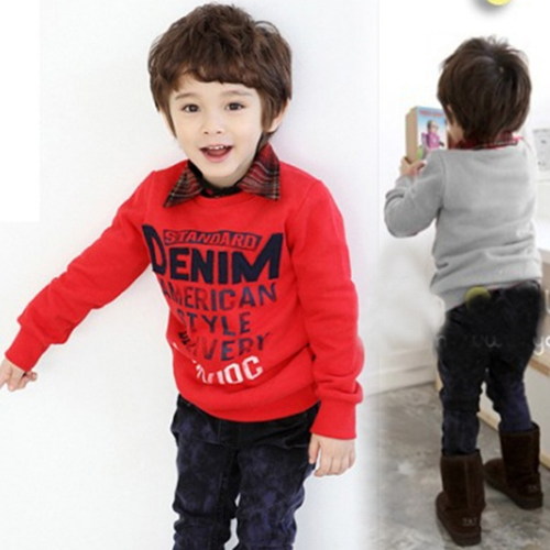 Children chinese clothing fashion autumn long sleeve kids shirt fancy korean pure cotton small boys blouse