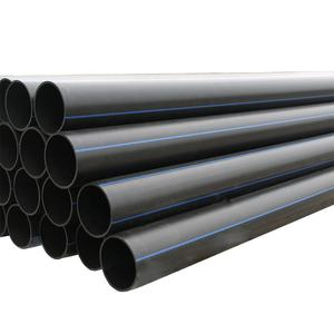 ISO4427 225mm PN8 Water HDPE Pipe in Cambodia