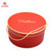 Hat Wholesale Buy Hat Box Luxury Red Round Hat Box Wholesale Decorative Round Custom Printed Cardboard Hat Box