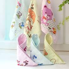 Pack Gift Square 30x30 Cotton Towel 25x25 Cm