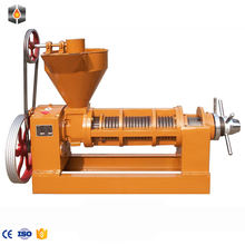 6YL-160 cold press oil machine extractor automatic cotton seed palm coconut oil mill machinery prices