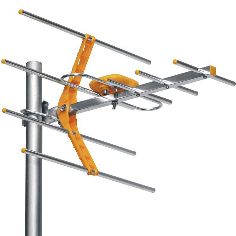 HD Antenne ISDBT ATSC Hohe Verstärkung Starke Signal Outdoor TV Antenne HD Digital Outdoor TV Antenne Für DVBT2 HDTV