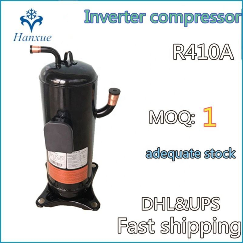 Refrigeration inverter compressor of the model HNB71FB-YJH HNB78FA-YE with r410a inverter scorll compressor
