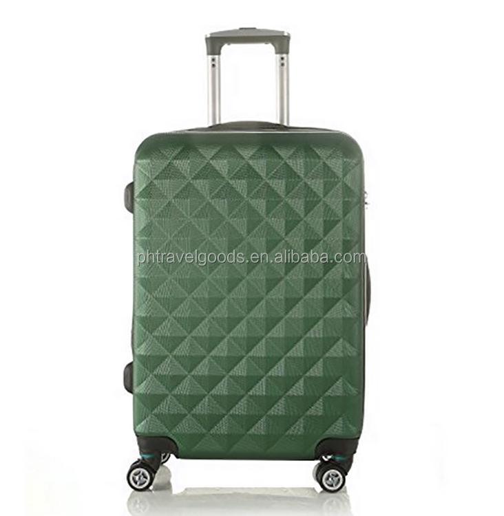 프로모션 저렴한 ABS 짐 20 ''트롤리 케이스 여행 Luggages 반입 무료 샘플