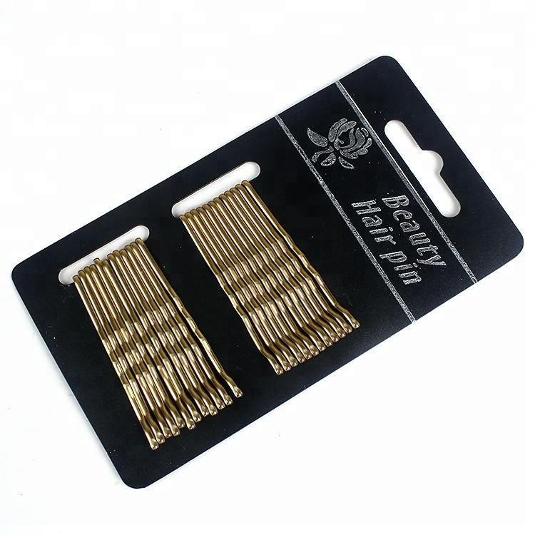 Professional Hair Accessories Factory Wholesale Colorful Nickel Free Bobby Pin