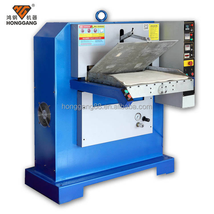 PU/PVC Leather Embossing/Plating/Polishing/Perforating Machine