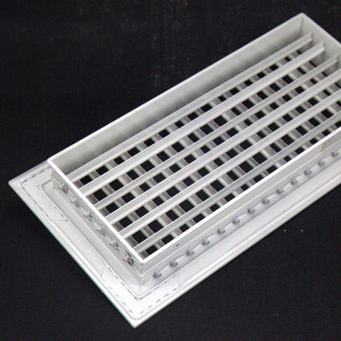 Hot sale plastic PVC air diffuser grille decoration and ventilation return air
