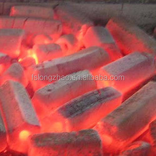 Hot sale and good quality biomass charcoal briquettes