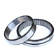 Heavy Duty Germany Flanged Needle Roller Bearing NA4918 with Inner Ring