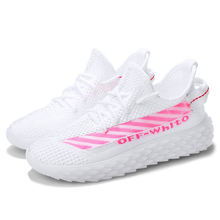 Summer breathable fashion casual sports shoes for women running shoes sneakers