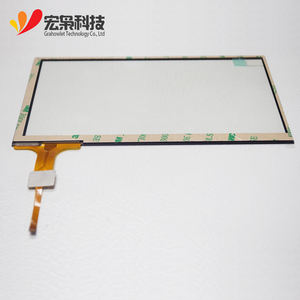 Open Frame 7'' capacitive touch screen panel