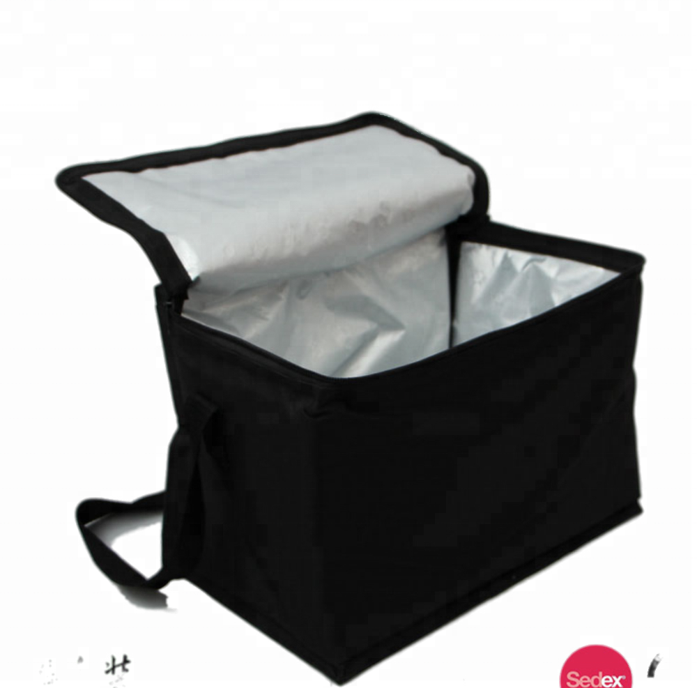 Promotional Insulated Polyester Lunch Cooler Bags for Food Lunch Box