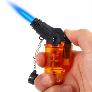 wholesale cigar windproof flame butane jet torch lighter