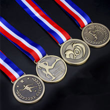Custom Hot Sale Cheap Metal Sports Running Marathon Medal for Souvenir