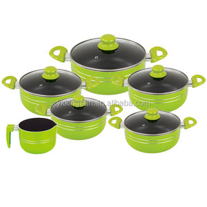 12pcs nonstick parini cookware