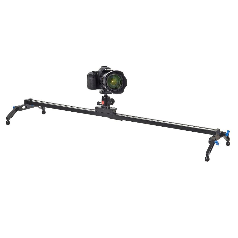 Kingjoy Lager Track Sliders, Voor Camcorders En Slr/<span class=keywords><strong>Dslr</strong></span> Video Camera 'S <span class=keywords><strong>Accessoires</strong></span>