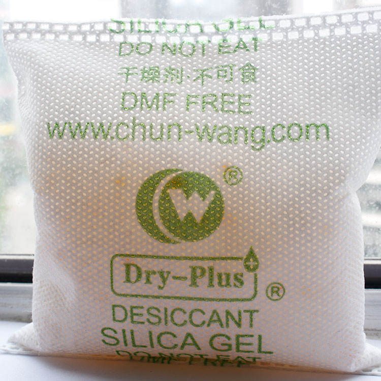 Orange Silica Gel in Electronics Chemicals