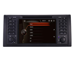 Original UI 2 din Car DVD player for BMW E39 E53 X5 with GPS 3G Bluetooth Radio RDS USB SD Can bus Steering wheel control
