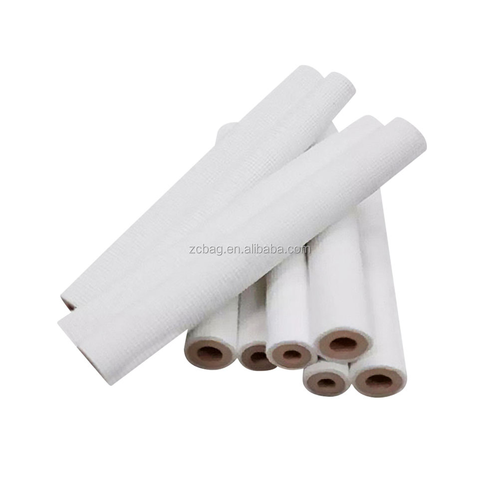 Shockproof packaging foam pipe closed cell Expanded polyethylene moisture resistance Dimensional stability pipe foam