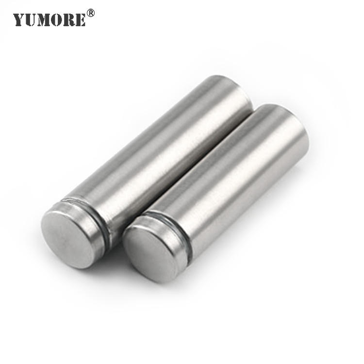 12*40mm Stainless Steel Barrel Standoff Screw for advertising sign