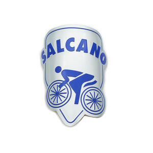 bending customized aluminum bicycle metal nameplate / logo / label / emblem / badge / tag / sign