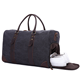 Wholesale 2019 Custom Vintage Hand Travel Luggage Bag Men with Shoe Bag China