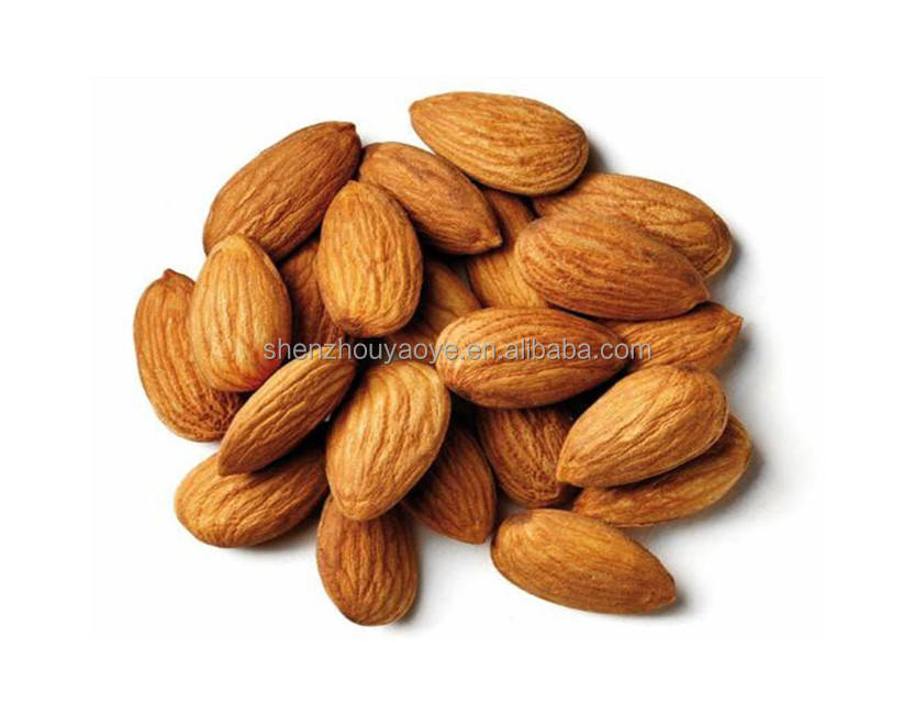 Raw Processing Type and Dried Style price of almonds